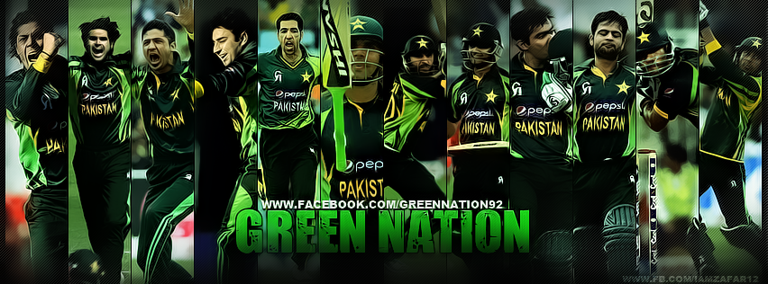 Cricket - Team Pakistan! by the12zafar on DeviantArt