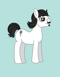 Ponified Eric Nally by CavemanJam