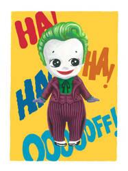 Kewpie Joker by JAWart728