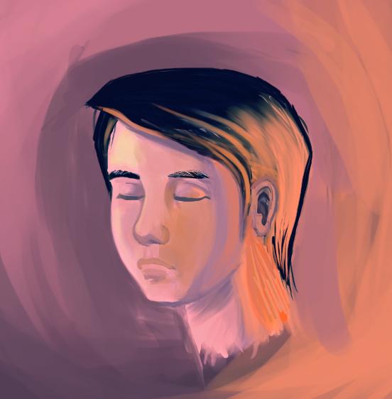 Self-portrait by tta269
