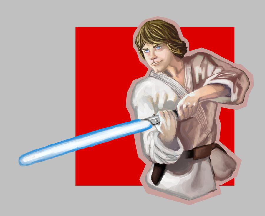 Luke Skywalker by tta269