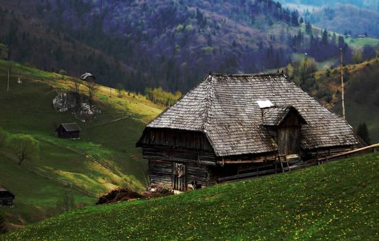 Romania - Dambovicioara
