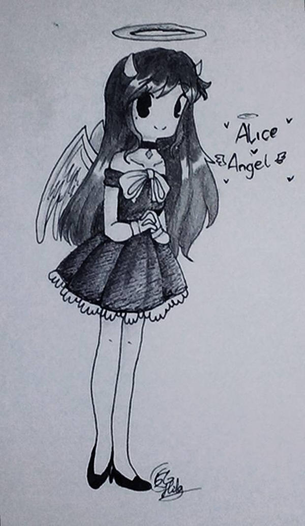 Alice Angel by 5Guardiians