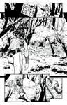 Superman-Wonder Woman #7 pg. 4 inks by afowlerart