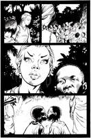 Storm #1 pg 16 by David Yardin