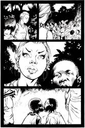 Storm #1 pg 16 by David Yardin by afowlerart