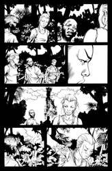 Storm #1 Pg. 17-David Yardin by afowlerart