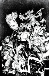 X-Men #1-Terry Dodson