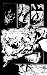 Ravager #4 Pg. 2 by Yildiray Cinar by afowlerart