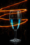 sparkle water by uosiek1