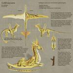 Soaring golden beauty