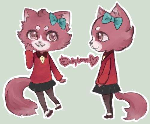 Purrrrsona: Dollylonn by Dollylonn