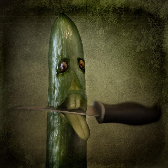 sadist cucumber by gutku