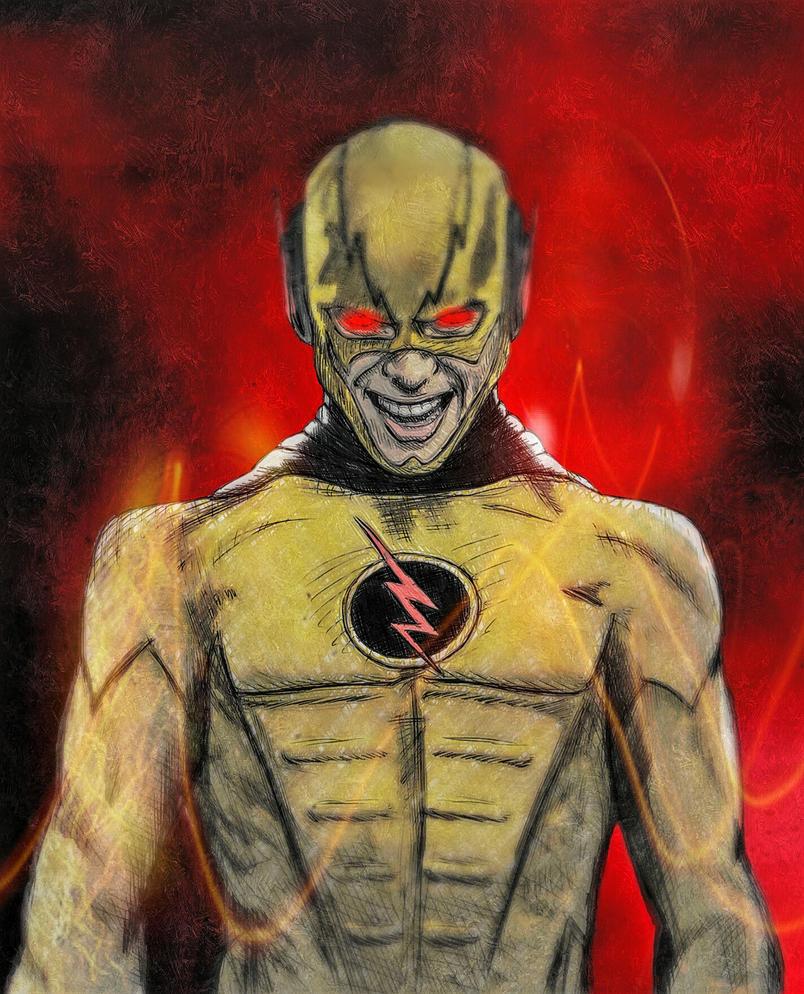 reverse flash by BlakeDean