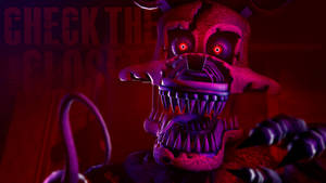 [SFM FNAF]-Nightmare Foxy by Dafomin