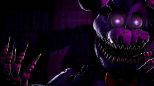 [SFM FNAF]Nightmare Bonnie by Dafomin