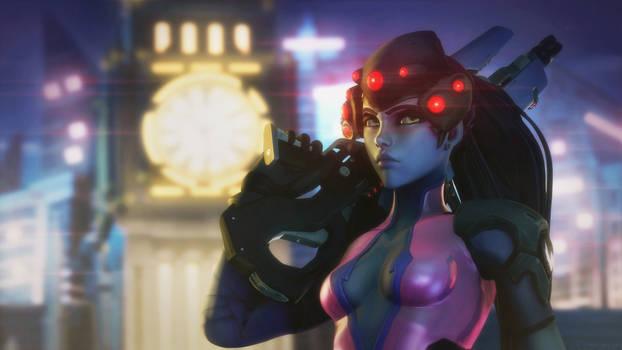 [SFM Overwatch]- Widow