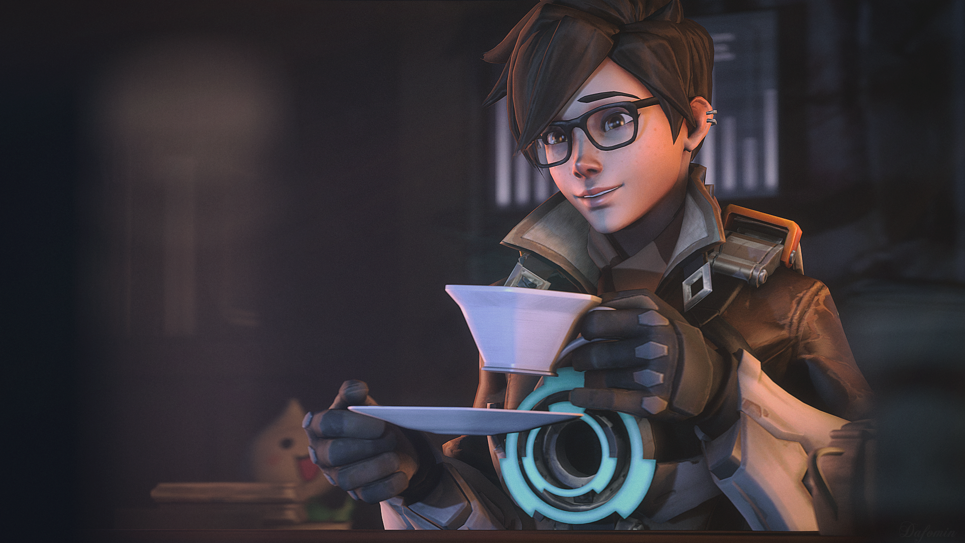 Overwatch SFM | I&#39-m Doing My Part - Coub - GIFs with sound