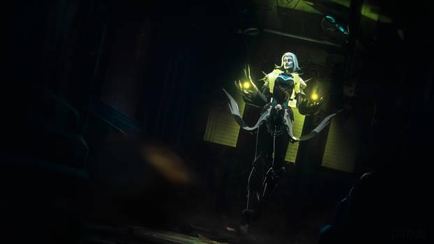 [SFM Overwatch] - Banshee Moira