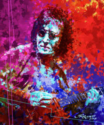 John Lennon by JR-Burgos