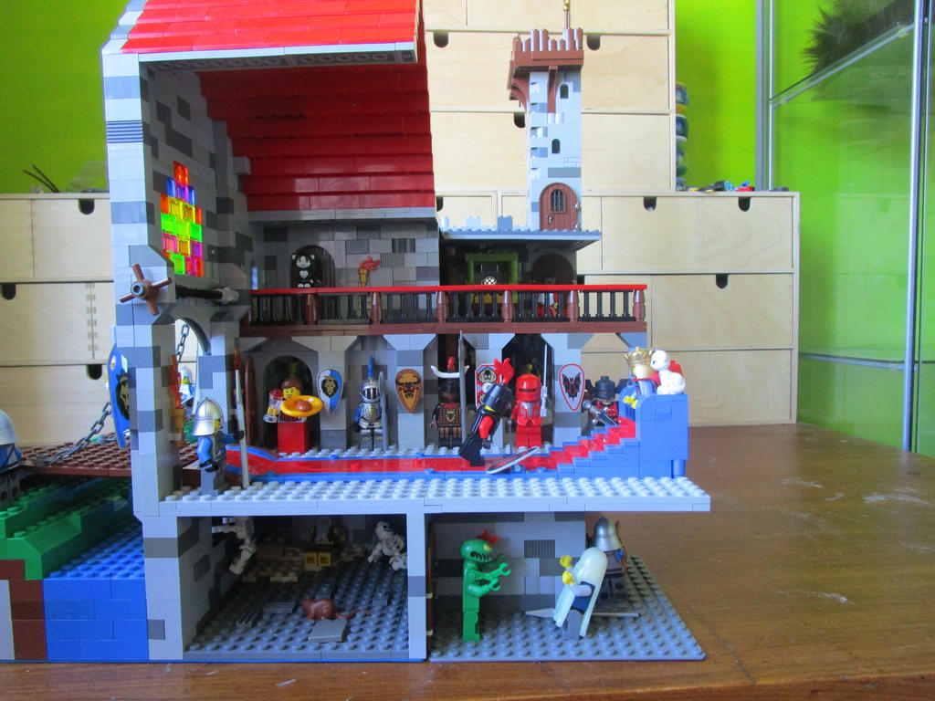 Lego Bedroom Moc The World S Best Photos Of Bed And Moc Flickr