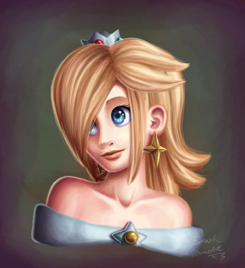 Princesses: Rosalina- Take 2 by smashsweetie