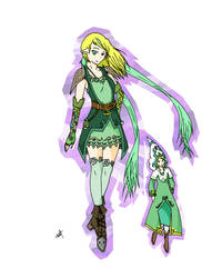 Tauqu'y Science lady of Aspio - Vesperia