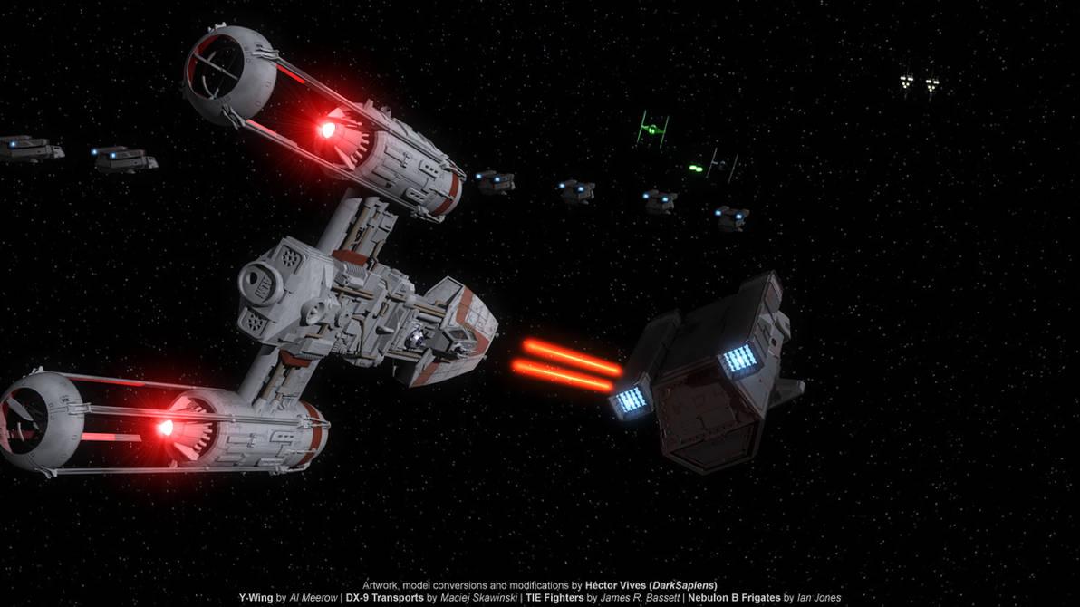 Star Wars X Wing Rescue Sullustan Tech Staff By Darksapiens On