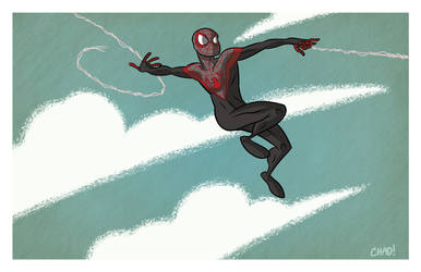 Spider-Miles by ChadAT