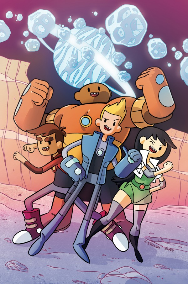 Bravest Warriors by ChadAT