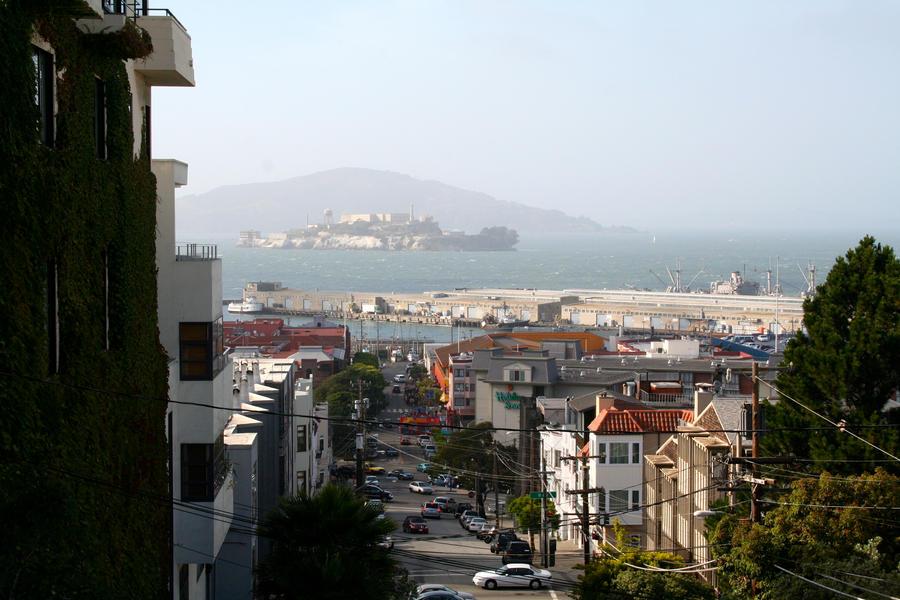 Alcatraz by LesleyanneD