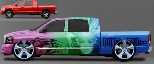 Dodge RAM 2000 by DWTS--MUD
