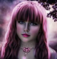 The Princess Of Beauty by Fizza-Digitalart
