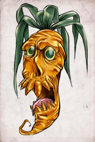 Zombienahoria by sebastianpizarro