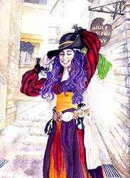 Fashion Pirate by kgemeni
