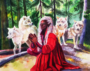 Ralon: Priest of Wolves