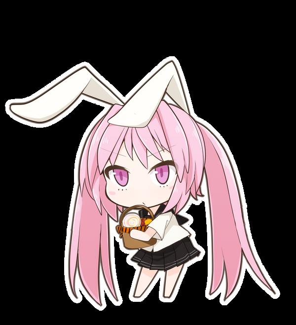 Chibi bunny girl rosa by ladfa b on deviantart chibi bunny girl rosa by ladfa b ccuart Gallery