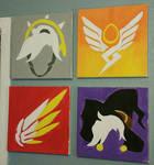 Mercy Icon Paintings