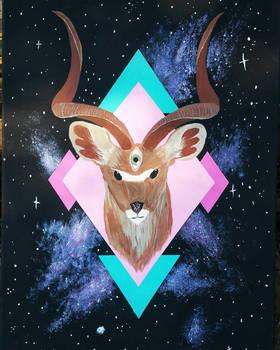 Ascended Antelope