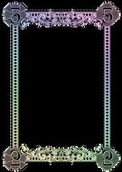 Free frame pattern