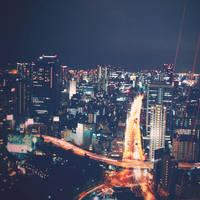 bright tokyo by vanerich
