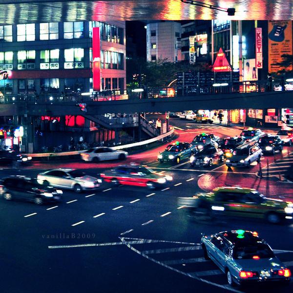 Nightlife by vanerich