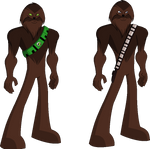 Ben 10th Anniversary Countdown: WOOKIES by Upgraderath
