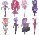 Pearl adopts Open 1/8