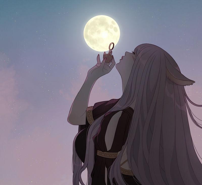 Moon Bubble
