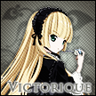 GOSICK-Victorique Avatar by P-i-K-e