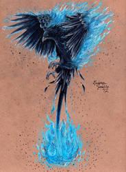 Phoenix by KristynJanelle