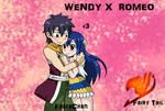 Wendy x Romeo ( Romendy ) Fairy Tail