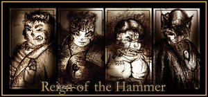 Reign of the Hammer coulauge by Bareck