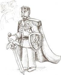 King Aaron DeArk by Bareck